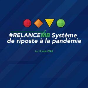 Le système de riposte à la pandémie #RelanceMB avec le RIF Manitoba, Réseau en Immigration Francophone du Manitoba