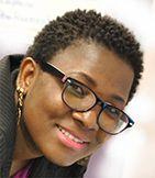 Salimata Soro est une membre du comité directeur du RIF Manitoba, Réseau en Immigration Francophone du Manitoba