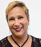 Salwa Meddri est la gestionnaire du RIF Manitoba, Réseau en Immigration Francophone du Manitoba