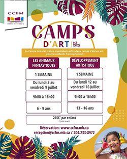 Camp dart