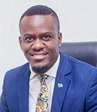 Jean Kabongo est l'agent d'établissement de la CFASeine, Réseau en Immigration Francophone du Manitoba